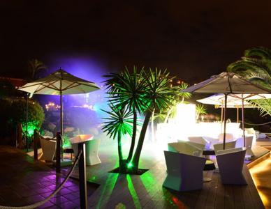 Alquiler de equipos de iluminacion para eventos en Tenerife